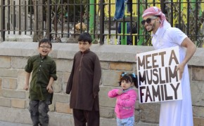 Meet a Muslim Family Raises Cultural Awareness