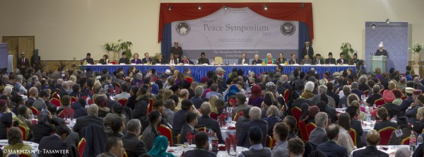 Peace Symposium Wide