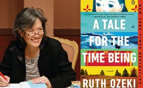 Author Ruth Ozeki Weaves Zen Buddhism and Novels