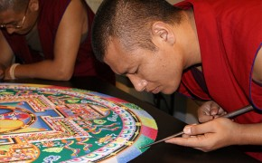 5 Things You Didn't Know About This Tibetan Art Form Seen in 'House of Cards'