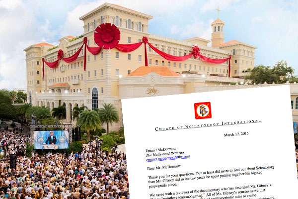 Scientology Responds to Hollywood Reporter