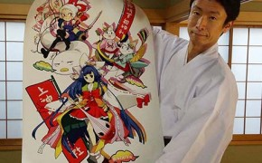 Shinto Priest's Nieces Save His Temple with Anime