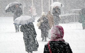 Fox Hosts and Guest Blame Snow Days on Liberal Agenda