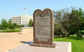 Case against Ten Commandments Monument Thrown Out by Oklahoma Judge
