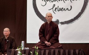Zen Master Thich Nhat Hanh's Health Seems to be Improving