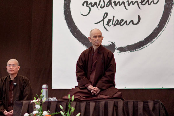 Zen Master Thich Nhat Hanh S Health Seems To Be Improving