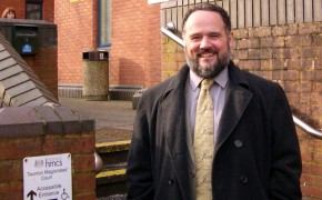 British Street Preacher Fined for 'Threatening' Bible Quotes