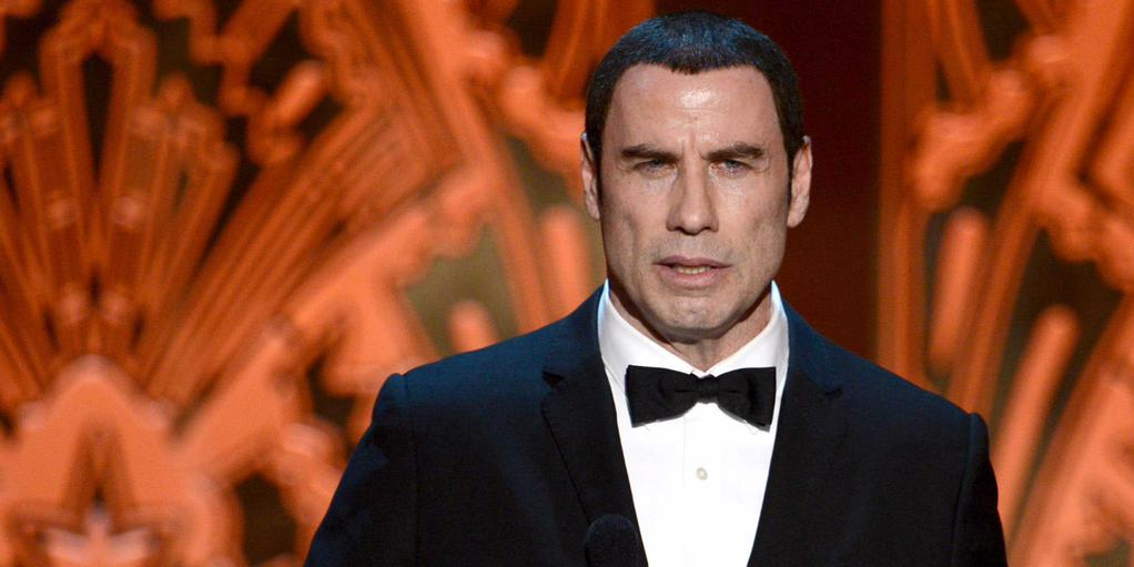 Famous bisexual actors travolta