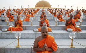 Thai Monk Scandal in Bangkok: Corruption in the Temple