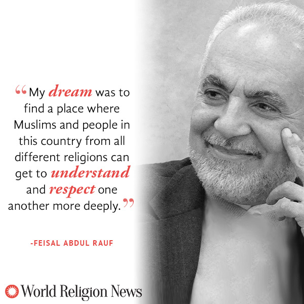 Feisal Abdul Rauf Quote