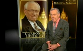 Former President of Mormon Church, Gordon B. Hinckley, Gives First Ever Interview
