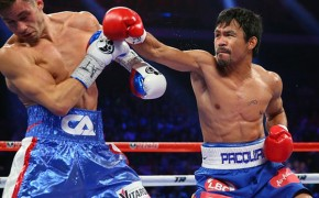 Manny Pacquaio combines boxing and faith, prepares for Las Vegas megafight with Floyd Mayweather, Jr