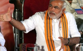 Indian Prime Minister Narendra Modi Pledges Support for Muslims