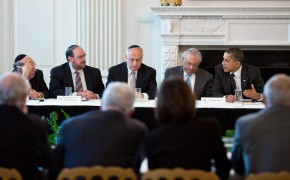 Obama Pleas with Jewish Leaders over Iran Nuclear Deal