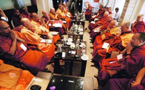 Sri Lankan and Indian Buddhists Strengthen Cultural Bonds