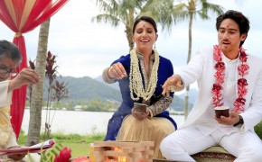 U.S. Rep. Tulsi Gabbard Weds with Traditional Hindu Ceremony in Hawaii