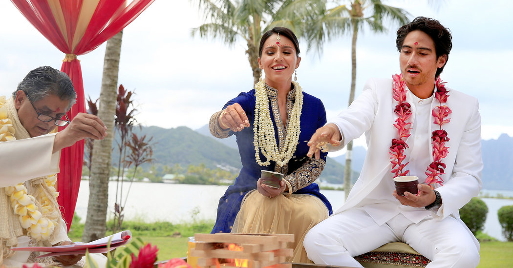 u s rep tulsi gabbard weds with traditional hindu