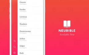 Ex-Apple Designer Releases New Bible App – NeuBible