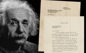 Albert Einstein Writings on God, Religion, and More to be Auctioned Off