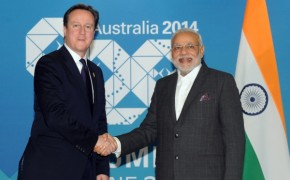 David Cameron Appeals to Hindu Community in Re-Election