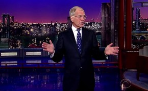 David Letterman Announces Himself as New Scientology Spokesperson in Final Farewell