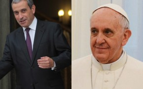Pope Francis Denies French Ambassador for Being Gay