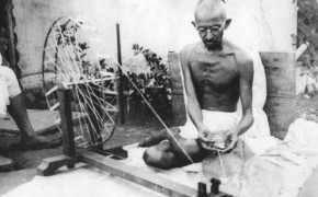 Gandhi Discusses the Independence of India and His Struggles with Faith