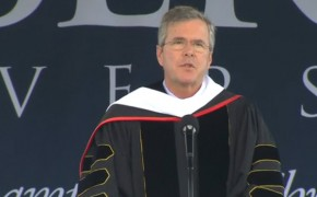 Jeb Bush Calls for Stronger 'Christian Voice' in face of Victimhood Narrative