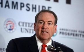 "Mike Huckabee Says ""I Speak Jesus"""