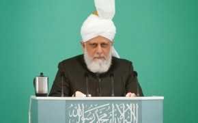 Khalifa of Islam Mirza Masroor Ahmad on peace, the Middle East, and Ahmadis