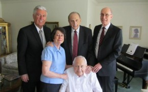 Two Mormon Leaders in Ill Health; Church Involvement Limited