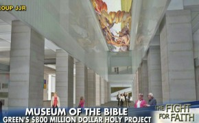 New Testament scholar David Trobisch and conservative Christian Hobby Lobby family team up for Bible Museum