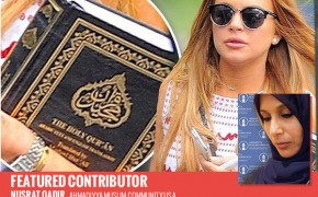 The Quran is meant for everyone, even Hollywood stars like Lindsay Lohan