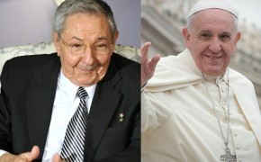 Raul Castro Considers Catholicism After Seeing Pope Francis