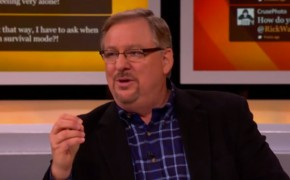 Oprah's Interview with Rick Warren Tells You the 5 Things That Shape Your Life