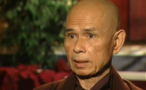 Thich Nhat Hanh Talks Violence and How Buddhists and Judeo-Christians are Connected