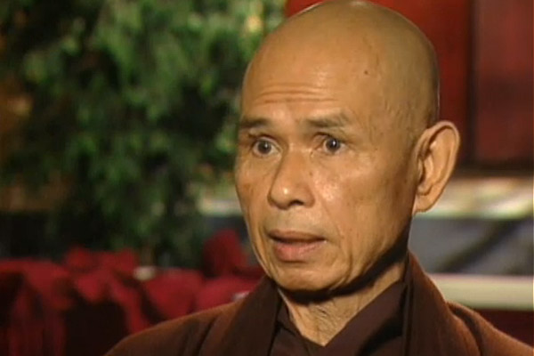Thich Nhat Hanh PBS Interview