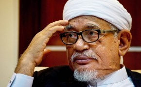 Abdul Hadi Awang, President of Malaysia's Islamic opposition party likely to face challenge at party polls