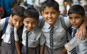 "Indian children imagine world without religion in ""Kids Speak Out"" video series"