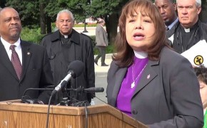 Interview with United Methodist Bishop Minerva G. Carcaño on Immigration Reform and How Methodists Can Support It