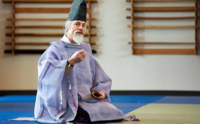 First Non-Japanese Shinto Priest Rev. Koichi Barrish Discusses his Faith