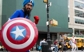 Interview with Vishavjit Singh, Sikh Captain America Challenging Stereotypes