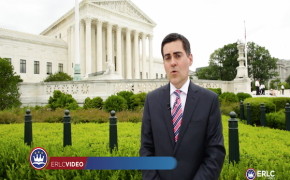 Russell Moore, president of the Southern Baptist Ethics & Religious Liberty Commission On The Supreme Court Gay Marriage Ruling