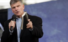 Rev. Franklin Graham Can't Avoid Banks That Support LGBT Community