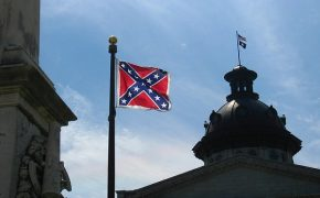 Christian activist faces fines and prison after removing the Confederate flag