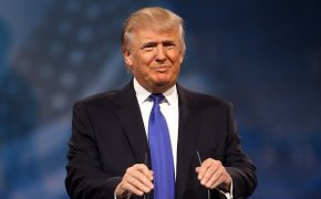 Republican presidential candidate Donald Trump vows to be the greatest representative of all Christians