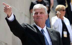 Franklin Graham Goes on a Rant Over Transgender Bathroom Order