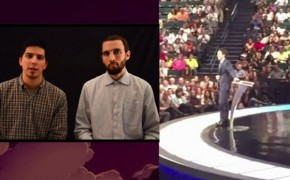 Religious Hecklers Arrested and Charged For Verbally Assaulting Pastor Joel Osteen