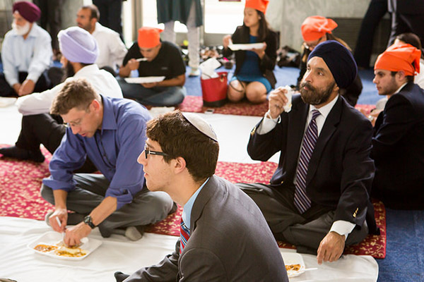 Langar on the Hill