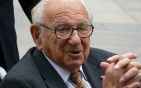 Man Who Saved Over 600 Children in the Holocaust, Sir Nicholas Winton, Dies At 106